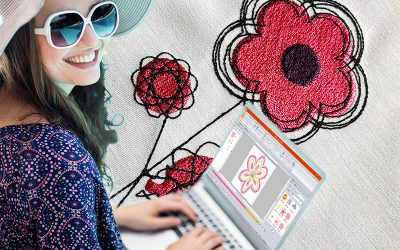 What software do you need for perfect embroidery?