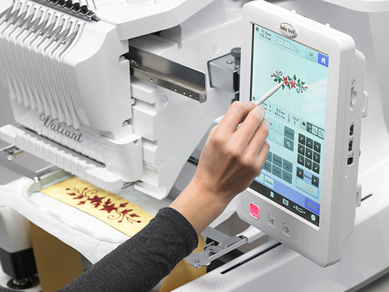 Buy an embroidery machine, do I really need it?
